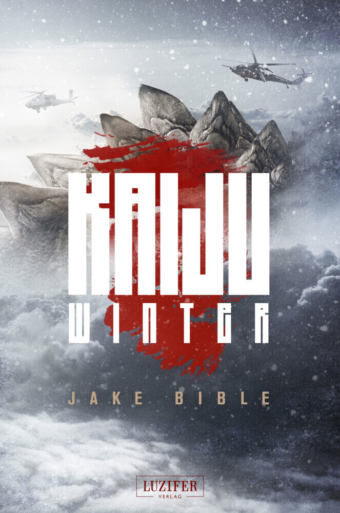 Kaiju Winter als Buch