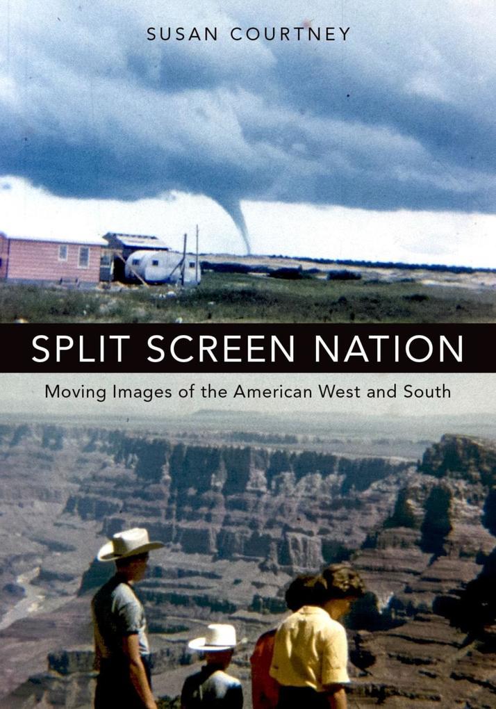 Split Screen Nation als eBook Download von Susa...