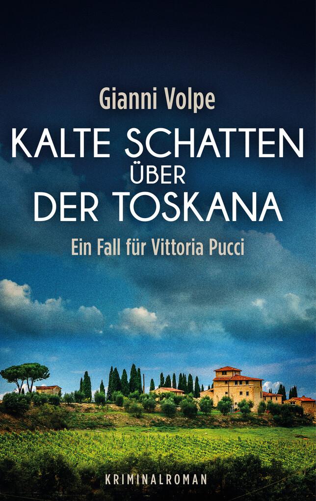 Kalte Schatten über der Toskana als eBook