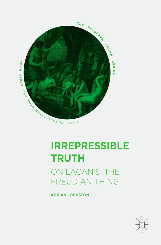 Irrepressible Truth als Buch von Adrian Johnston