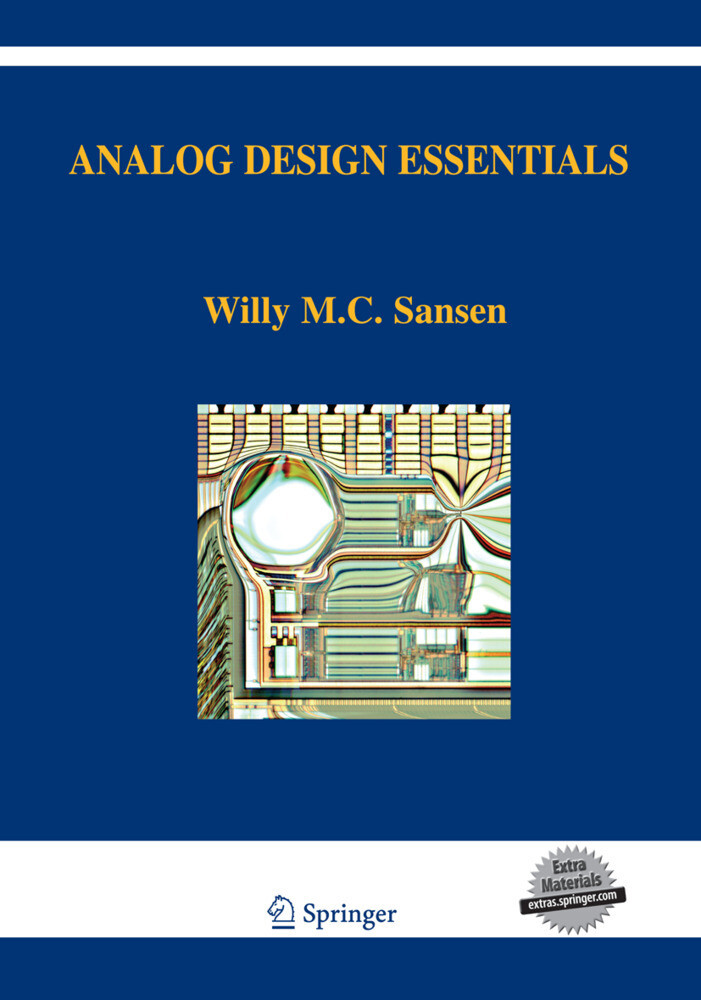 Analog Design Essentials als Buch von Willy M S...