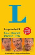 Langenscheidt Deutsch - Frau / Frau - Deutsch