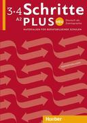 Schritte plus Neu 3+4. Deutsch als Zweitsprache. Materialien für berufsbildende Schulen - Kopiervorlagen