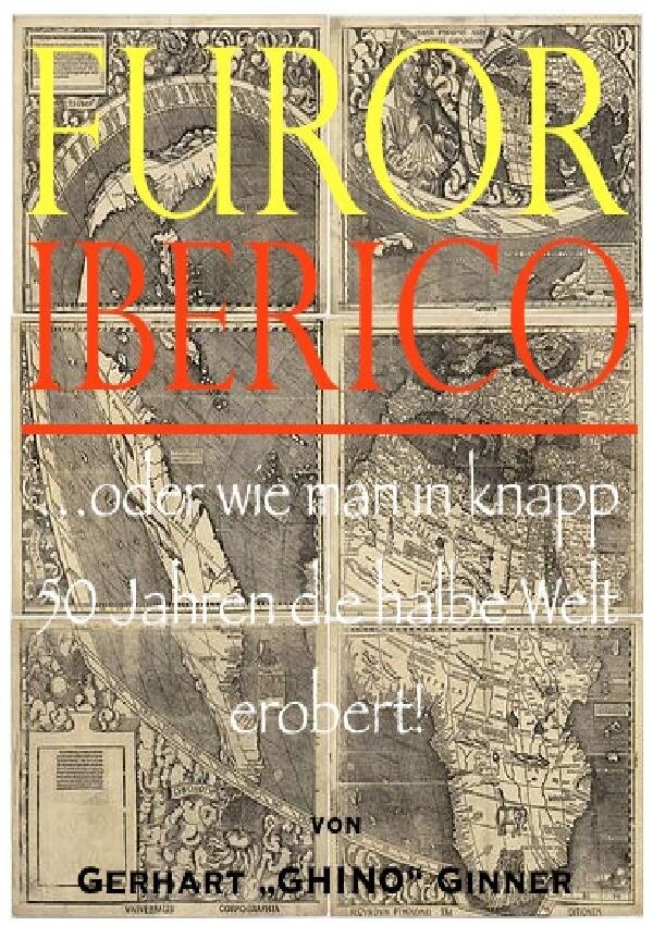 Furor Iberico als Buch (kartoniert)