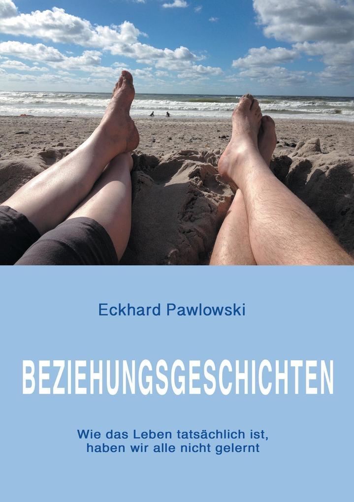 Beziehungsgeschichten als Buch