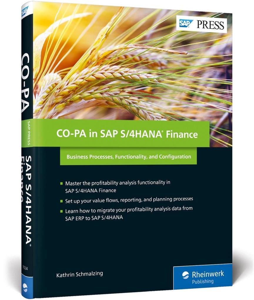 CO-PA in SAP S/4HANA Finance als Buch von Kathr...