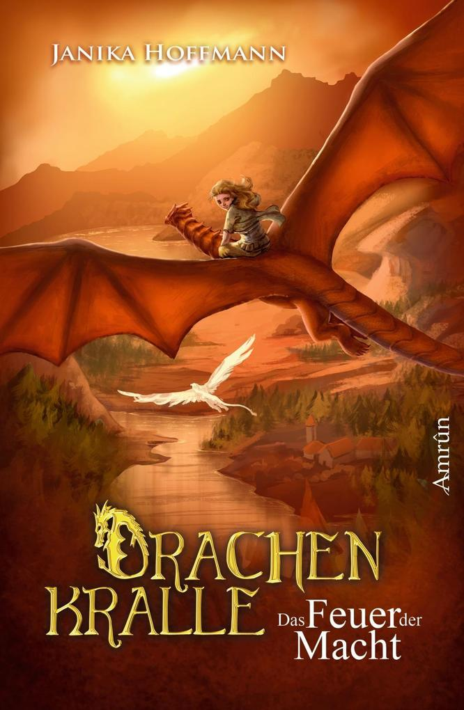 Drachenkralle 2: Das Feuer der Macht als Buch