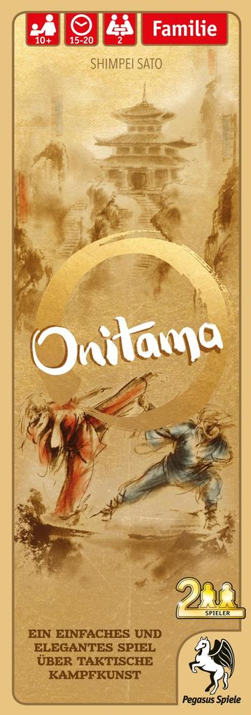 Pegasus - Onitama als sonstige Artikel