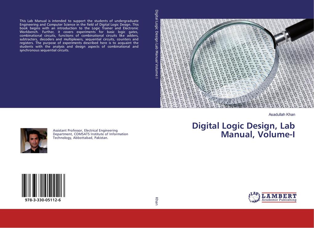 Digital Logic Design, Lab Manual, Volume-I als ...