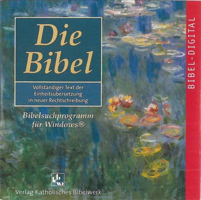 Die Bibel. Einheitsübersetzung. Gesamtausgabe. ...