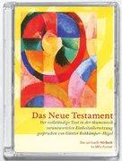 Das neue Testament. Maxi-CD mit MP3-Format