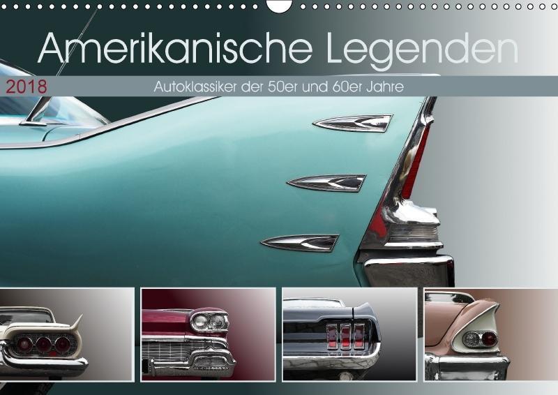Amerikanische Legenden - Autoklassiker der 50er...