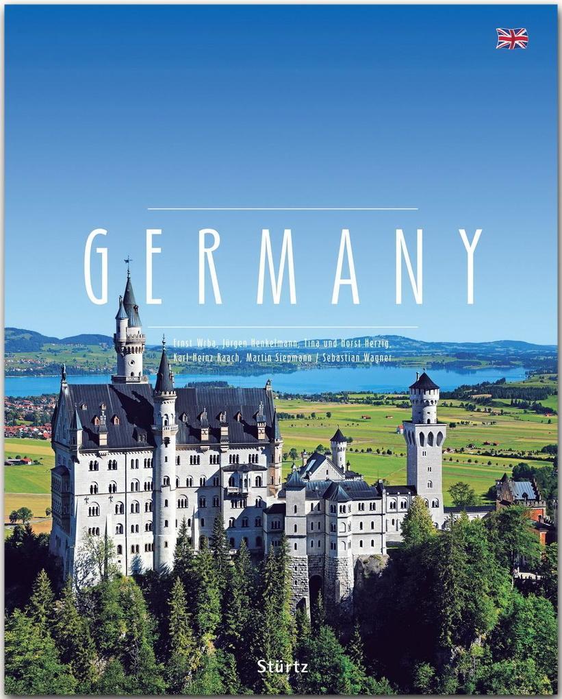 Germany - Deutschland als Buch von Sebastian Wa...