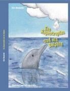 Ein Regentropfen und ein Delphin