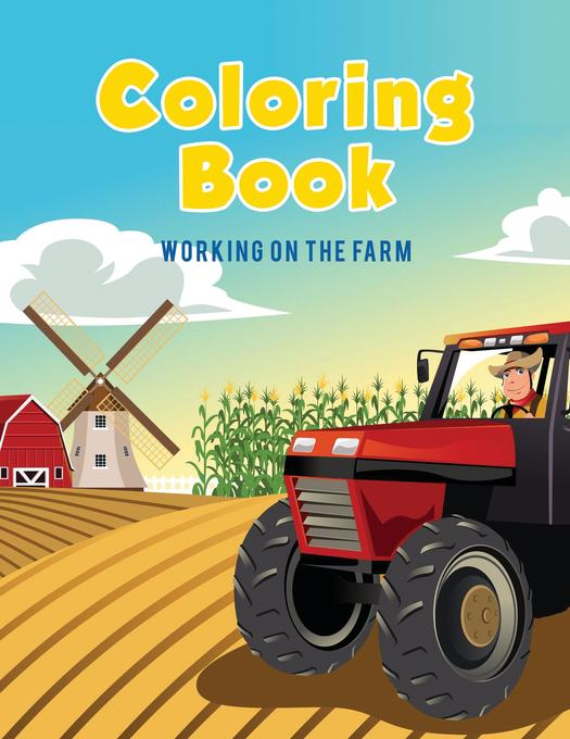 Coloring Book als Buch von Coloring Pages for Kids