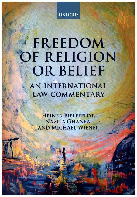 Freedom of Religion or Belief als Buch