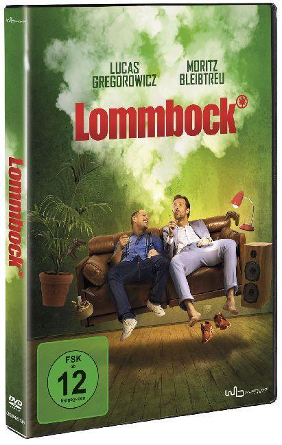 Lommbock als DVD
