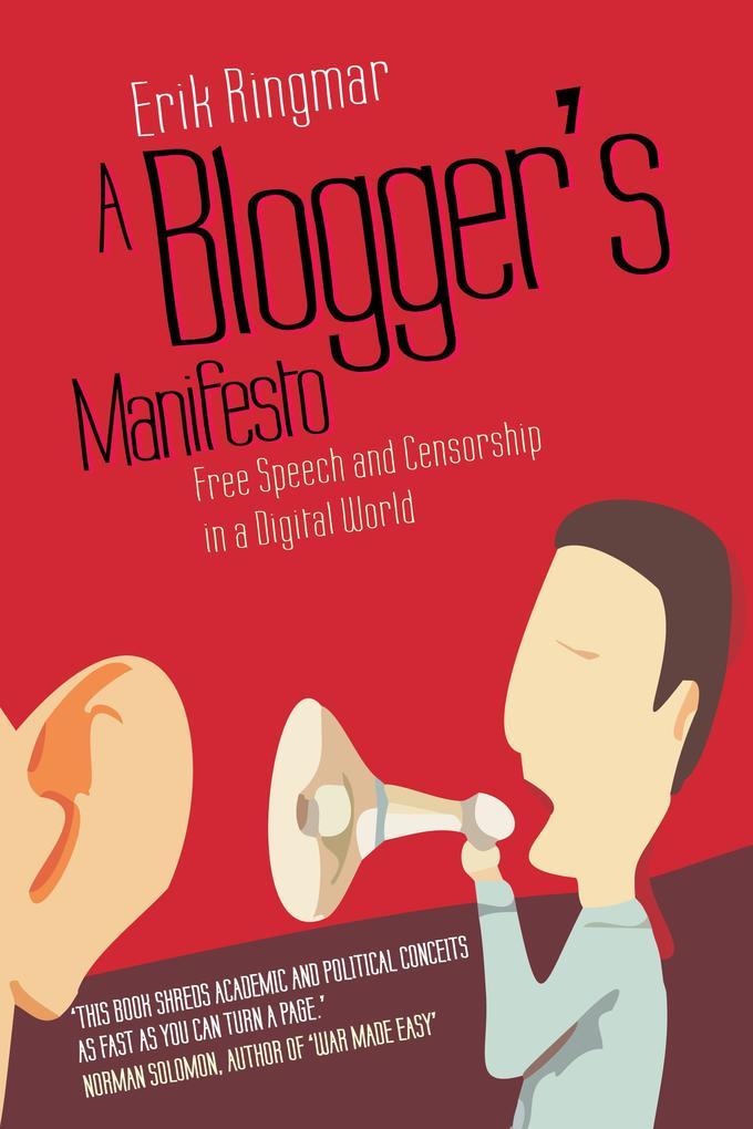 A Blogger´s Manifesto als eBook Download von Er...