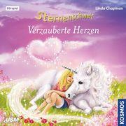 Sternenschweif 41: Verzauberte Herzen (Audio-CD)