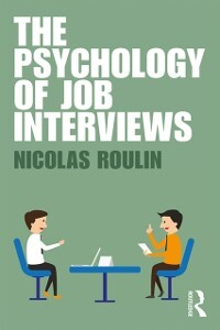 Psychology of Job Interviews als eBook Download...
