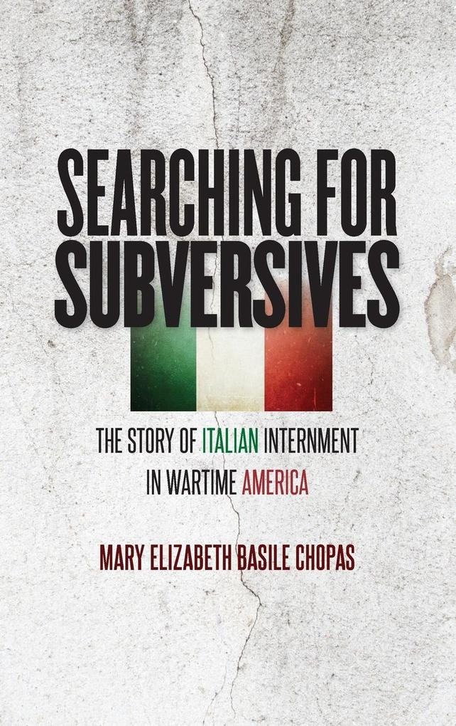 Searching for Subversives als Buch von Mary Eli...