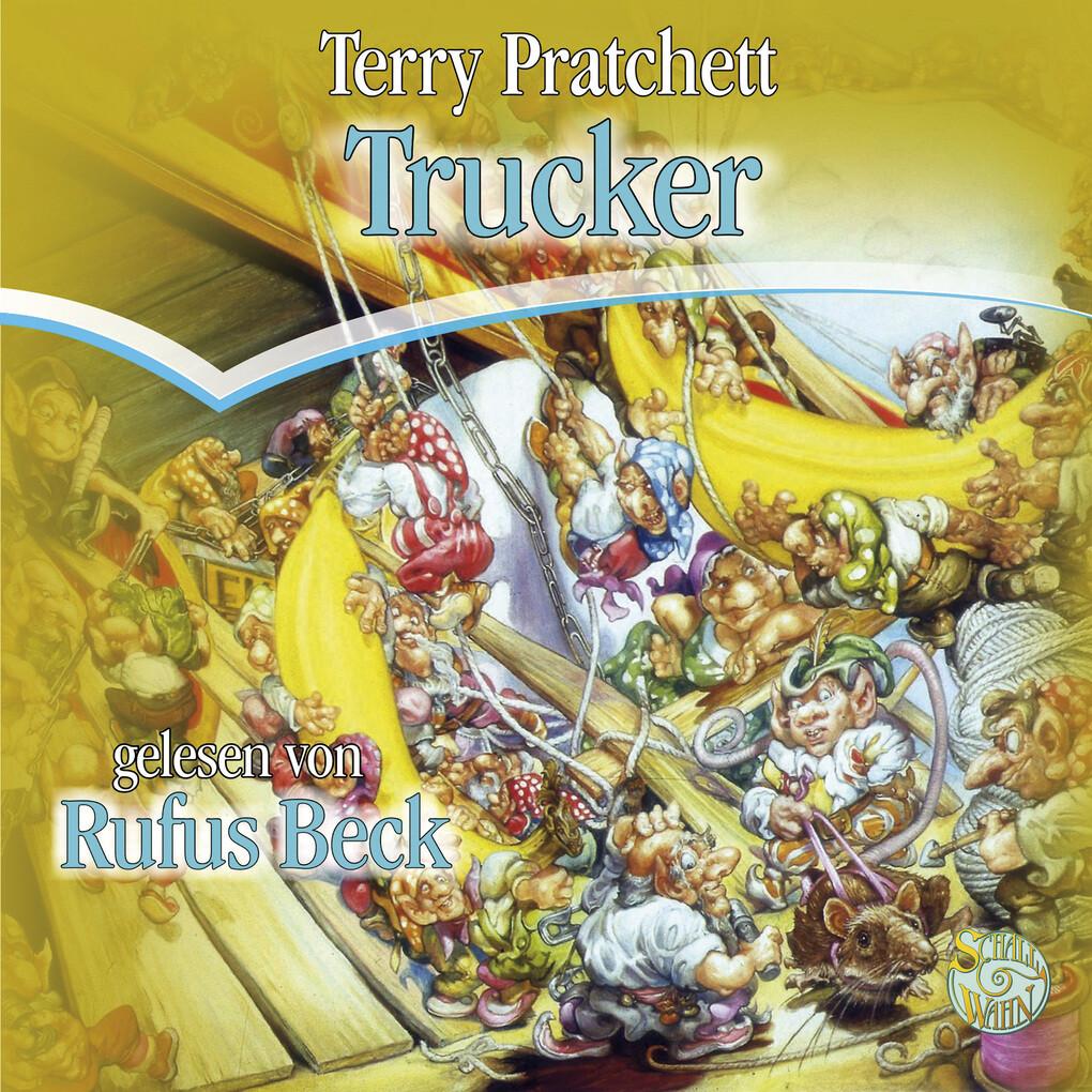 Trucker als Hörbuch Download von Terry Pratchett