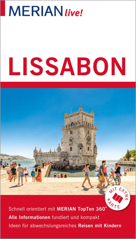 MERIAN live! Reiseführer Lissabon als Buch von ...