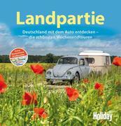 HOLIDAY Reisebuch: Landpartie