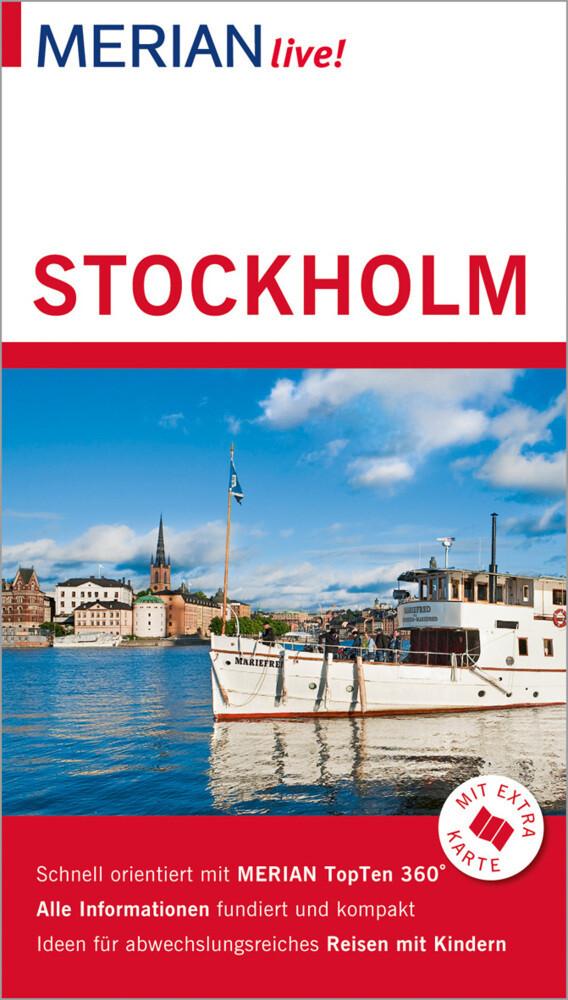 MERIAN live! Reiseführer Stockholm als Mängelexemplar