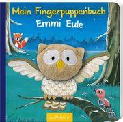 Mein Fingerpuppenbuch - Emmi Eule