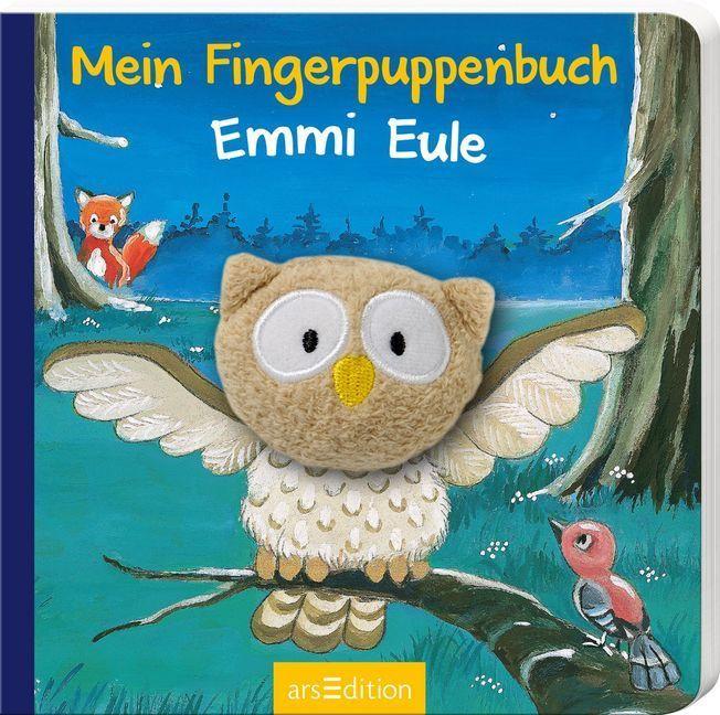 Mein Fingerpuppenbuch - Emmi Eule als Buch
