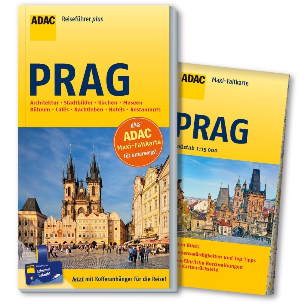 ADAC Reiseführer plus Prag als Buch von Annelie...