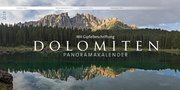 Dolomiten 2018 Panoramakalender