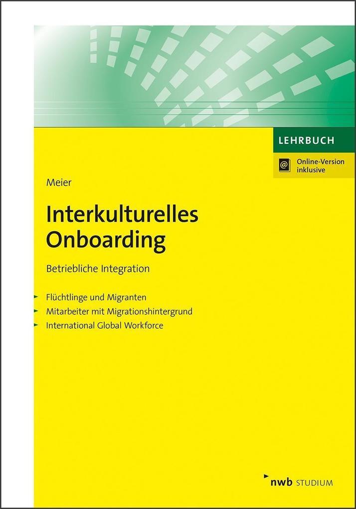 Interkulturelles Onboarding als Buch von Harald...