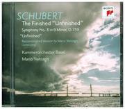 """Sinfonie 8 in b minor,D.759,""""Unfinished"""""""