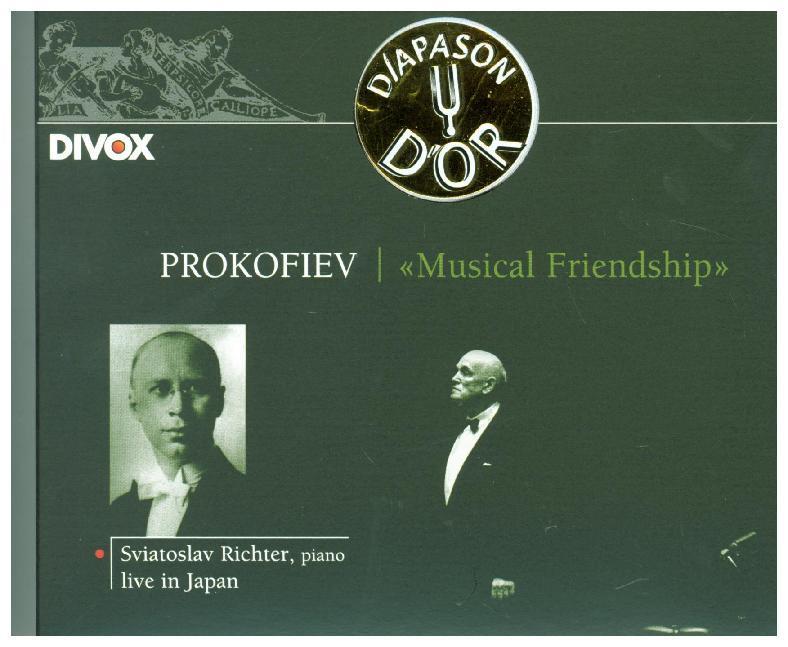 A Musical Friendship - Sviatoslav Richter Live ...
