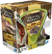 Winning Moves - Trivial Pursuit Dinosaurier