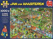 Jan van Haasteren - Der Gemüsegarten - 1000 Teile Puzzle