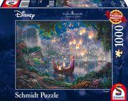 Schmidt Spiele - Thomas Kinkade: Rapunzel, 1000 Teile