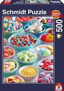 Süße Leckereien, 500 Teile Puzzle
