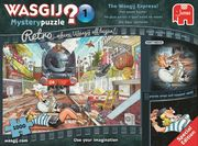 Wasgij Mystery 1 Express! - 1000 Teile Puzzle