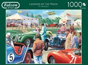 Jumbo Spiele - Legends of the Track - 1000 Teile