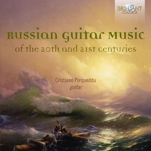 Russian Guitar Music-Of The 20th+21st Centuries