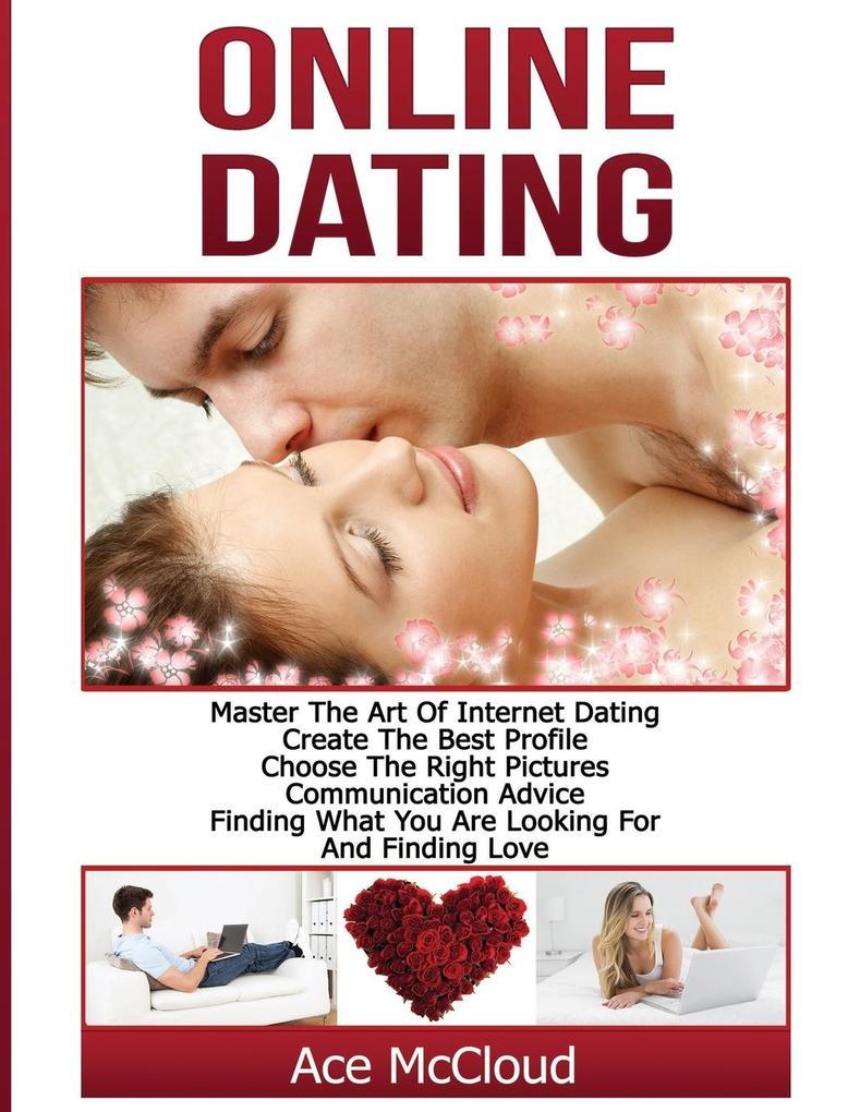 Online Dating als Buch von Ace Mccloud