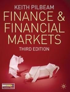 Finance and Financial Markets als eBook Downloa...