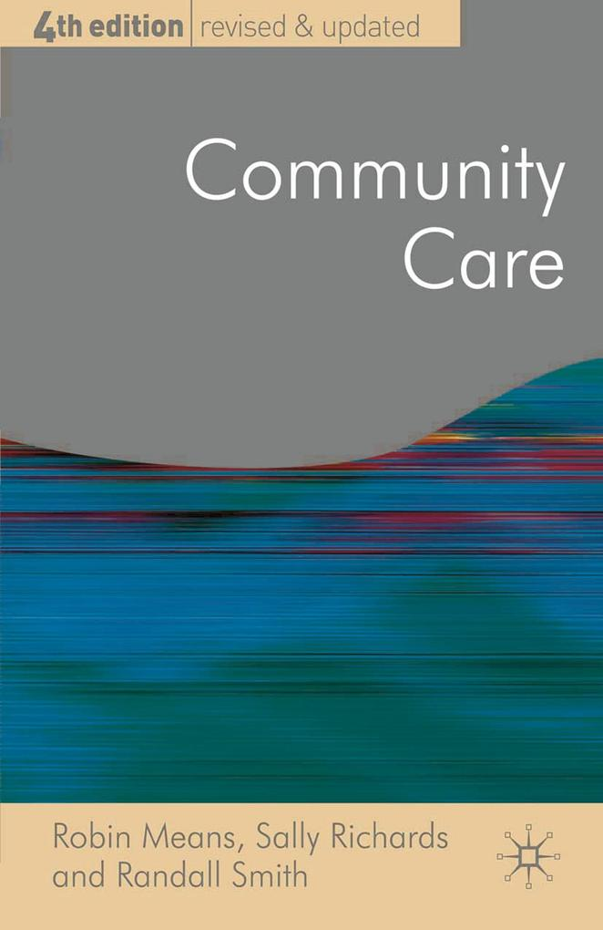 Community Care als eBook Download von Robin Mea...