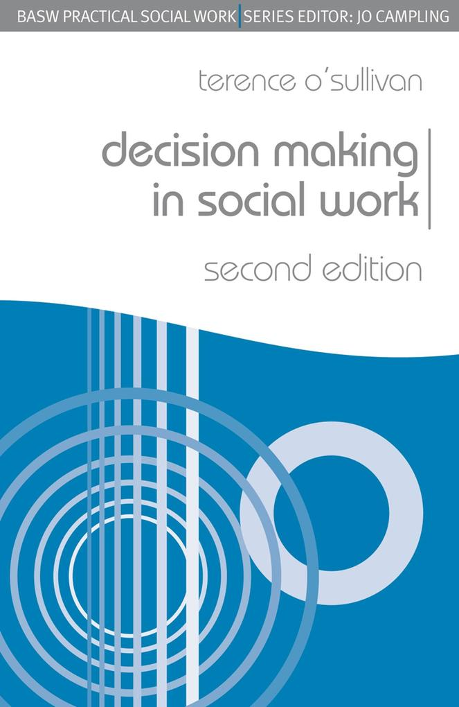 Decision Making in Social Work als eBook Downlo...