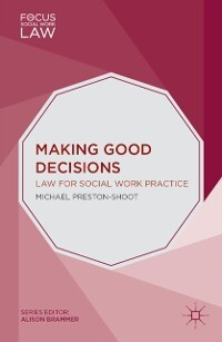 Making Good Decisions als eBook Download von Mi...