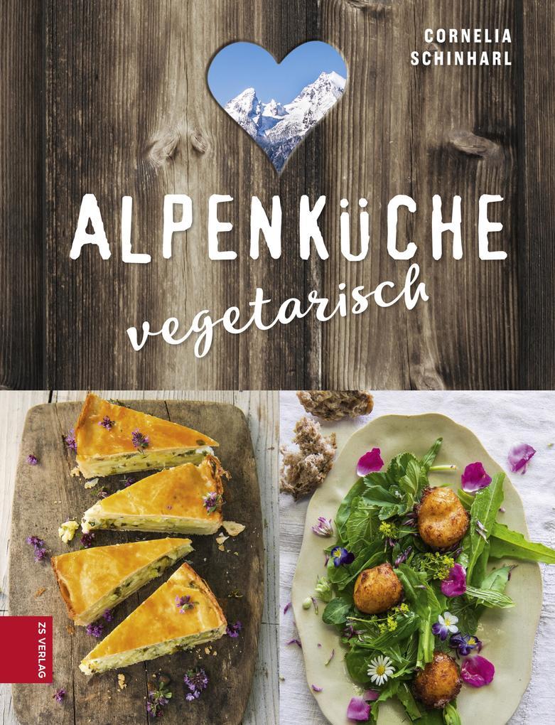 Alpenküche vegetarisch als eBook