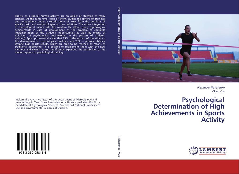 Psychological Determination of High Achievement...